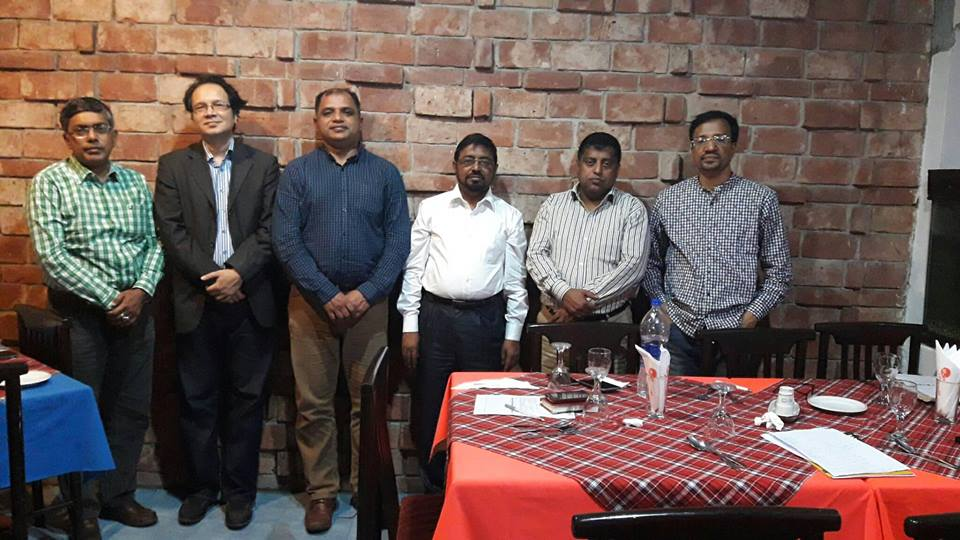 5 Group Photo EC Meeting IEOM BD 1203 2017 Red Tomato Dhanmondi