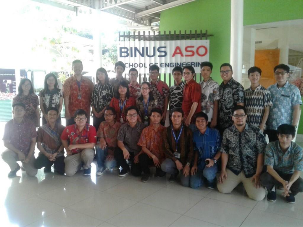 Binus photo