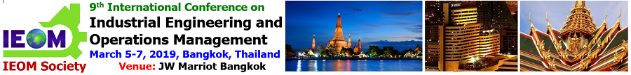 IEOM Society Bangkok 2019